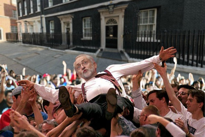 Britain: despite the attacks, Corbyn is heading for Number 10